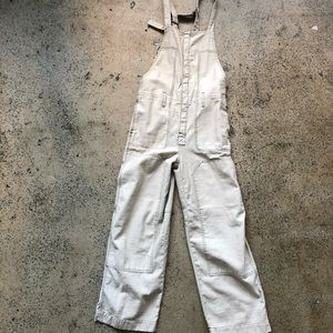 NWOT Free People Carpenter style Overalls